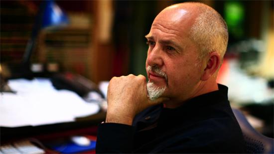 Peter Gabriel - The Rhythm of the Heat