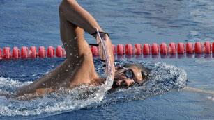 Ver vídeo  'Phelps aspira a ser el deportista con más medallas olímpicas'
