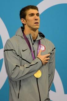 Phelps gana su vigésimo primera medalla
