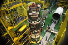 El carguero espacial Progress M-12M