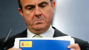 Ver vídeo  'El PIB crecerá en en 2013 un 0,2 % y el descenso del paro será mayor en 2014'