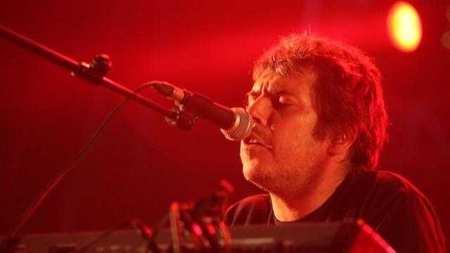 Concierto de Iván Ferreiro en Sonorama 2011