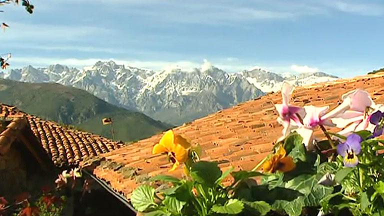 Los Picos de Europa son la maravilla rural más valorada en internet