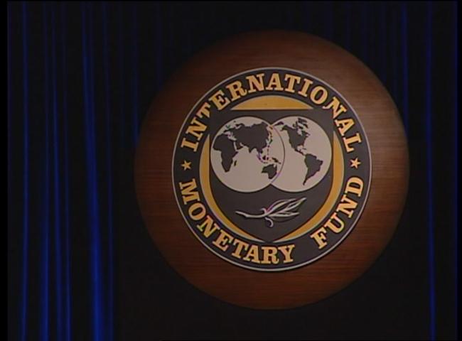 Críticas a la gestión de Rato en el Fondo Monetario Internacinal