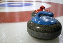 Piedra estándar de curling.