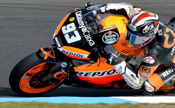 Marc Marquez Mundial de Moto2 Australia