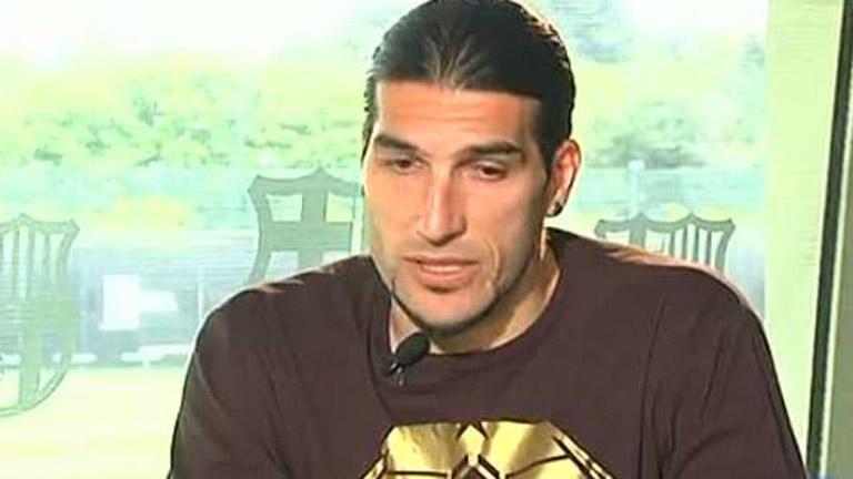 """Pinto: """"Pep siempre ha confiado en mi al 100%"""""""