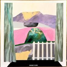 'Pintura banal', 1964, acrílico sobre lienzo