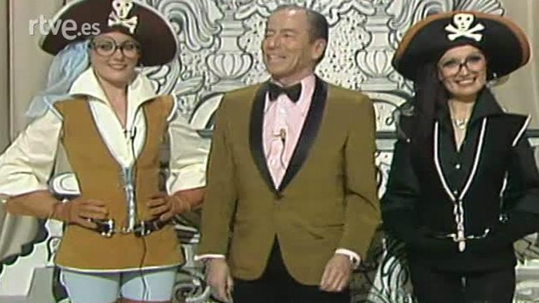 Un, dos, tres... - Piratería (1976)