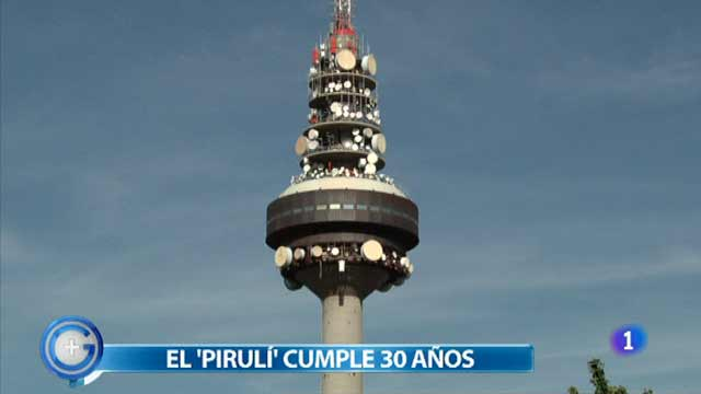 M&aacute;s Gente - El Pirul&iacute; cumple 30 a&ntilde;os