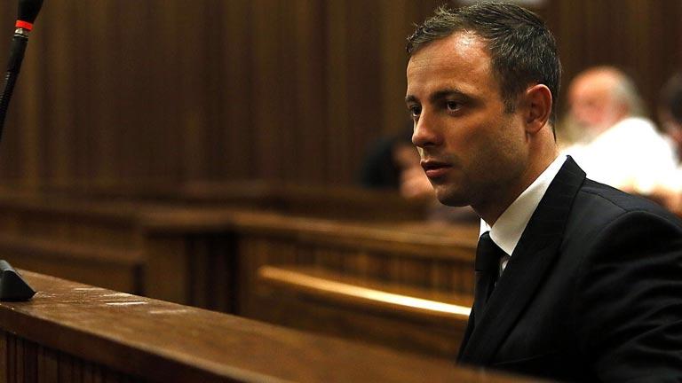 Pistorius, culpable de homicidio por matar a su novia a disparos