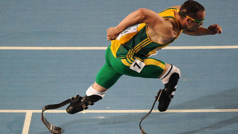 Pistorius, primer atleta ol&iacute;mpico con pr&oacute;tesis