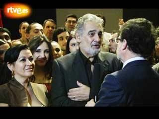 """Ver vídeo  'Plácido Domingo: """"Estoy completamente recuperado""""'"""