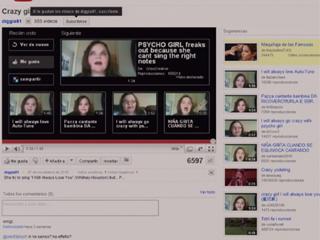 Ver vídeo  'La plataforma youtube ha seleccionado los vídeos más vistos del año'