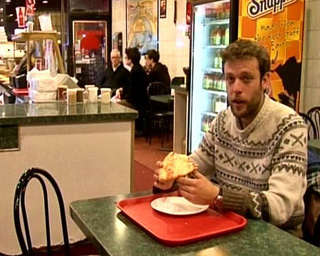 El plato favorito de los neoyorkinos es la pizza - Buscamundos