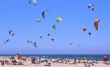 Playa de Valdevaqueros en Tarifa (Cádiz)