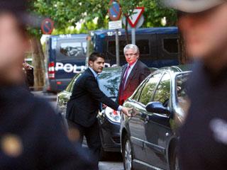 Ver v?deo  'El pleno del Consejo General del Poder Judicial suspende a Garzón'