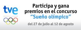"""Concurso """"El sueño olímpico"""" en TVE"""
