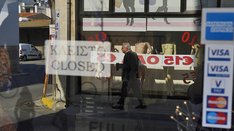 La población de Chipre rechaza el impuesto a los depósitos bancarios