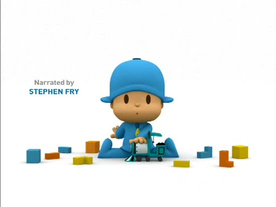 Pocoyo - Nuevos cap&iacute;tulos