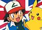 Imagen de un episodio de Pokémon Advanced en inglés