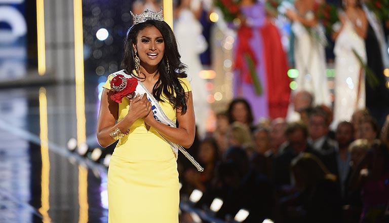 La elección de una Miss Estados Unidos de origen indio desata críticas racistas en internet