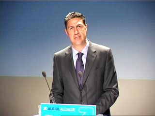 Ver vídeo  'Polémicas declaraciones del candidato del PP a la alcaldía de Badalona'