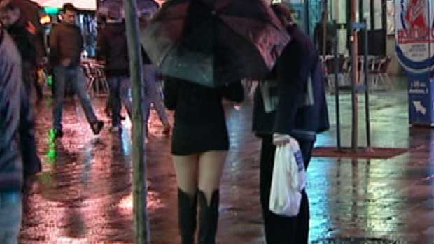 La mañana - Polémico curso de prostitución