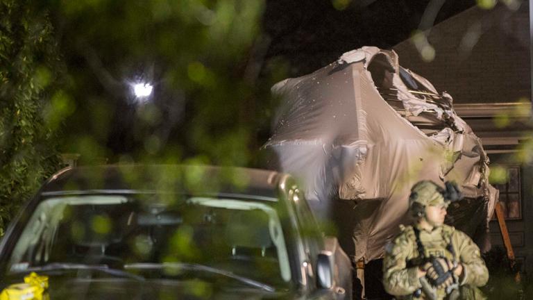 La policía captura vivo al segundo sospechoso de los atentados de Boston