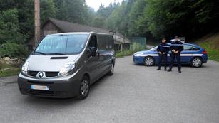 Ver vídeo  'La Policía francesa investiga la muerte de cuatro personas a balazos en la región de los Alpes'