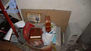 Ver vídeo  'La Policía recupera el Códice Calixtino un año después de su desaparición'
