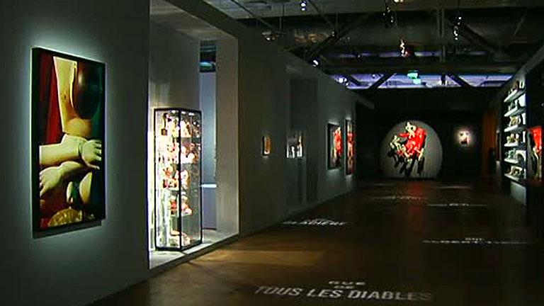 El Pompidou expone más de 200 objetos surrealistas