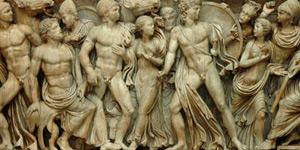 ¿Porqué los reyes acuden a la llamada de Menelao para recuperar a la bella Helena?
