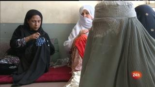 Ver vídeo  'En portada - Afganistán, más allá del Burka'