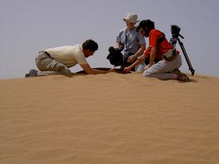 """Ver vídeo  'En portada - Así se hizo """"Voces y silencios del Sahara""""'"""