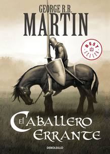 Portada de 'El caballero errante', de Ben Avery, Mike S. Miller y George R.R. Martin