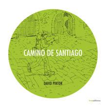 Portada de 'Camino de Santiago', de David Pintor