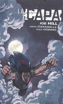 Portada de 'La capa', de Joe Hill, Jason Ciaramella y Zach Howard