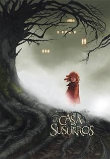 Portada de 'La casa de los susurros', de Muñoz, Tirso y Montes