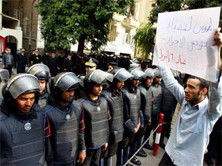 Ver vídeo  'En portada - La cólera de Túnez'