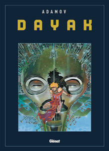 Portada de 'Dayak', de Adamov