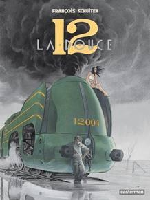 Portada del cómic 'La Douce', de François Schuiten