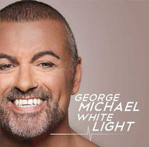 Portada george michael White light