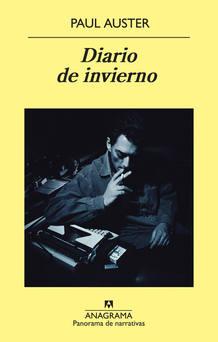Portada de 'Diario de invierno' de Paul Auster