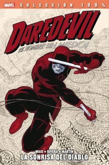 Portada de la edición española de 'Daredevil', de Mark Waid, Paolo Rivera y Marcos Martín