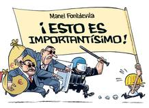 Portada de 'Esto es important&iacute;simo', de Manel Fontdevila