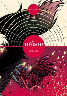 Portada de 'El Héroe 2', de David Rubín