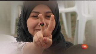 Ver vídeo  'En portada - Libia, la hora de la verdad'
