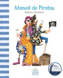 Portada de 'Manual de piratas', de Mónica Carretero