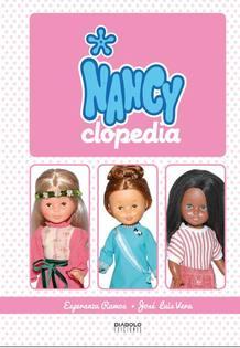 Portada de 'Nancyclopedia', de Esperanza Ramos y José Luis Vera